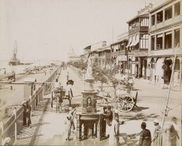 Queen Victoria's Diamond Jubilee a Port Said