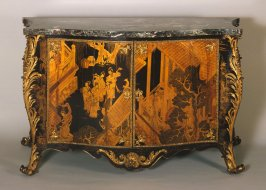 Strawberry Hill Commode