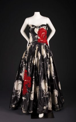 "Gown, ""Fusee"""