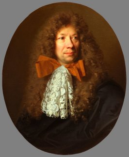Portrait of a Gentleman (Pierre Van Schuppen?)