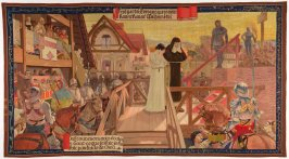 The Execution of Joan of Arc (Le Supplice de Jeanne d'Arc)