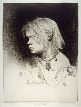 La Pouparde, from L'Eau-forte en 1879