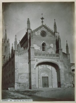 #36 - Iglesia de San Geronimo (Church of St. Jerome in Madrid)