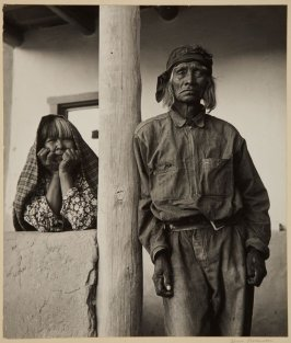 San Ildefonso Indians (New Mexico)