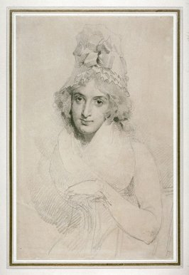 Portrait of Mrs. Sarah Siddons