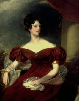Charlotte Georgina Jerningham, later Lady Lovat