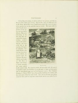 """""""The Track-Boat,"""" pg. 15, in the book Cecil Lawson: A Memoir by Edmund W. Gosse (London: The Fine Art Society, 1883)"""