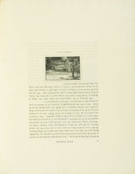 """""""The Minister's Garden,"""" pg. 20, in the book Cecil Lawson: A Memoir by Edmund W. Gosse (London: The Fine Art Society, 1883)"""