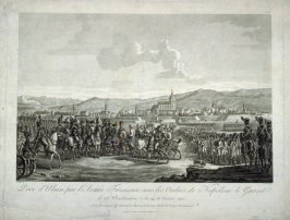 Napoleon's army at Ulm