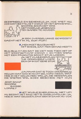 Untitled, pg. 3, in the book Het Vlas (The Flax) by H. C. Andersen (Amsterdam: De Spieghel, 1941)