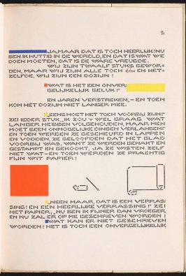 Untitled, pg. 5, in the book Het Vlas (The Flax) by H. C. Andersen (Amsterdam: De Spieghel, 1941)