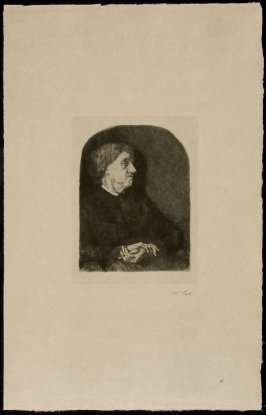 Portrait Of His Mother from Pan