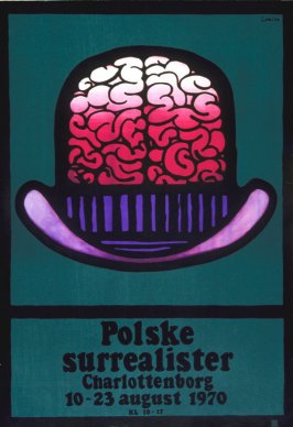 Polish Surrealists at Charlottenborg