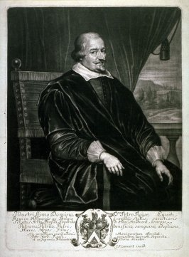 Portrait of Lord Peter Roose