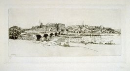 Angers, Vue Panoramique