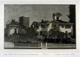 The Pardee House (west view), Oakland, CA