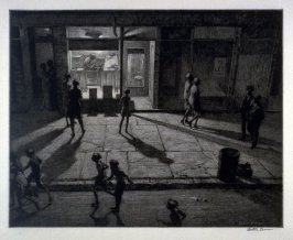 Spring Night, Greenwich Village