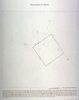Working proof 2 for Location of Six Geometric Figures: Location of a Square