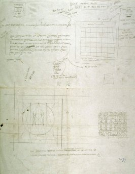 Drawing for Layout of Geometric Figures