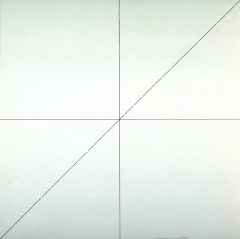 Pl. 11 from the set, Straight Lines in 4 Directions