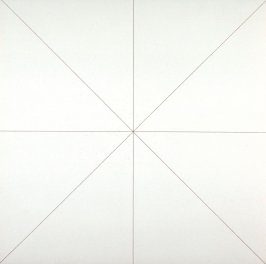 Pl. 15 from the set, Straight Lines in 4 Directions