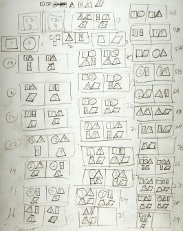 """Drawing related to """"Geometric Figures"""""""