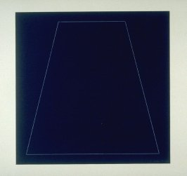 Untitled, pl. 5, from the portfolio, Six geometric figures (circle, square, triangle, rectangle, trapezoid and parallelogram) (New York: Parasol Press Ltd., 1977)