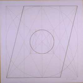 Untitled, pl. 31, from the portfolio, Geometric Figures within Geometric Figures