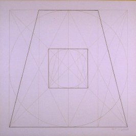 Untitled, pl. 26, from the portfolio, Geometric Figures within Geometric Figures