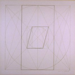 Untitled, pl. 24, from the portfolio, Geometric Figures within Geometric Figures