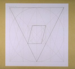 Untitled, pl. 18 from the portfolio Geometric Figures within Geometric Figures(New York: Parasol Press Ltd., 1976)