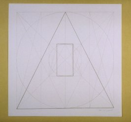 Untitled, pl. 16 from the portfolio Geometric Figures within Geometric Figures(New York: Parasol Press Ltd., 1976)