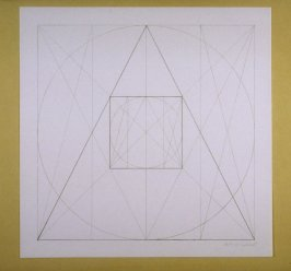 Untitled, pl. 14 from the portfolio Geometric Figures within Geometric Figures(New York: Parasol Press Ltd., 1976)