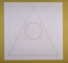 Untitled, pl. 13 from the portfolio Geometric Figures within Geometric Figures(New York: Parasol Press Ltd., 1976)
