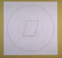 Untitled, pl. 6 from the portfolio Geometric Figures within Geometric Figures(New York: Parasol Press Ltd., 1976)