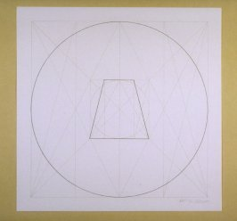 Untitled, pl. 5 from the portfolio Geometric Figures within Geometric Figures(New York: Parasol Press Ltd., 1976)