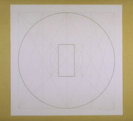 Untitled, pl. 4 from the portfolio Geometric Figures within Geometric Figures(New York: Parasol Press Ltd., 1976)