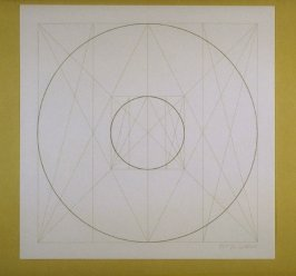 Untitled, pl. 1 from the portfolio Geometric Figures within Geometric Figures (New York: Parasol Press Ltd., 1976)