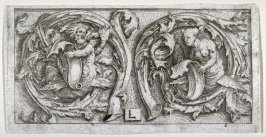 Circular Ornaments with Two Tritons