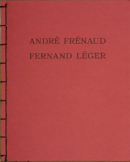 Source entière (Whole Source) by André Frénaud (Paris: Seghers, 1952)