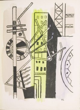 """Villes I,"" pg. 93, in the book Les Illuminations by Arthur Rimbaud (Lausanne: Grosclaude, Éditions des Gaules, 1949)."