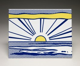 Sunrise, from Seven Objects in a Box