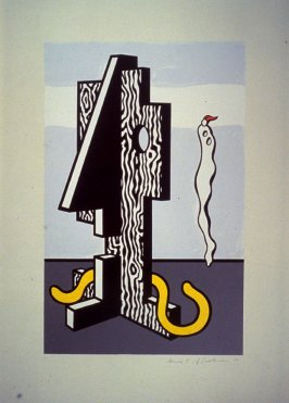 Figures, from the Surrealist Series