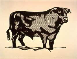Bull I, from the Bull Profile series