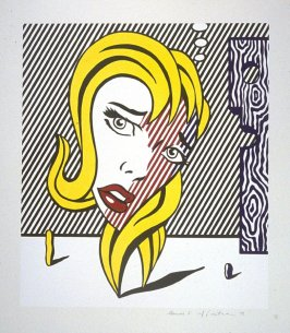 Blonde, from the Surrealist series