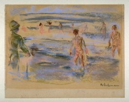 Bathers Observed