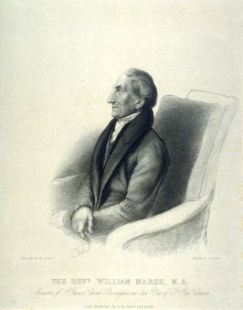 The Reverend William Marsh