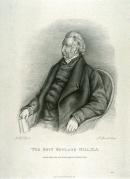 The Reverend Rowland Hill