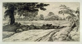 Sheep at Noon (Windsor Forest)