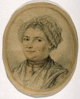 Portrait of a Woman (Mme. de Graffigny?)
